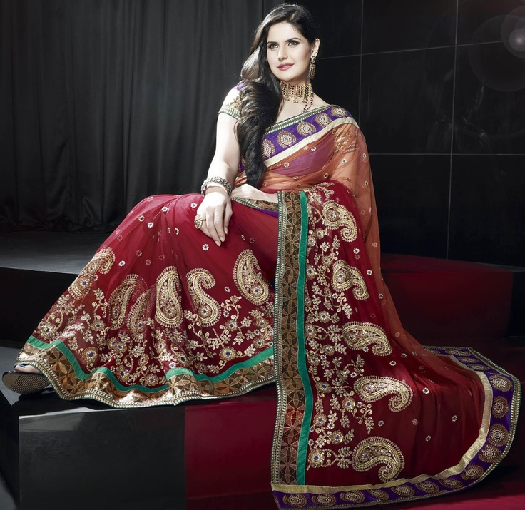 Image result for wedding saree photos